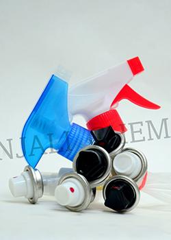 Aerosol paint valve