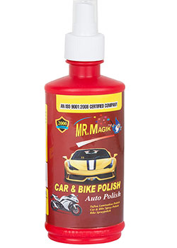 Mr Magik Car and Bike Polish 250ML