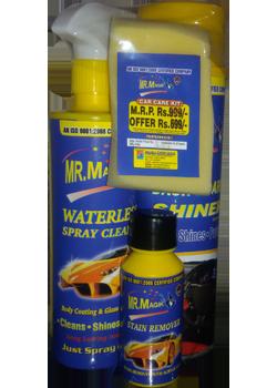 Mr Magik Car Care Kit